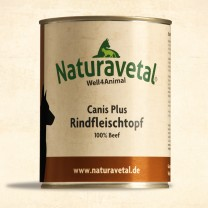 Canis Plus Rindfleischtopf - 820g